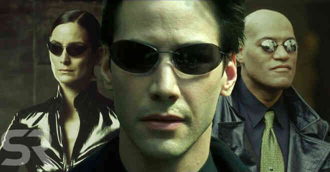 The Matrix: Tại sao ai cũng đeo kính râm khi bước vào trong Ma Trận?