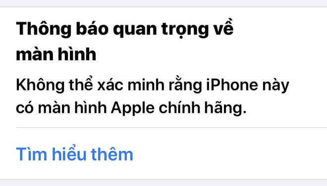 Camera của iPhone 12 sẽ ngừng hoạt động nếu bị thay thế bởi bên thứ ba