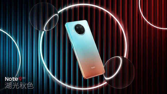 Đây là Redmi Note 9 Pro 5G: Thiết kế mới, cụm camera hình tròn 108MP