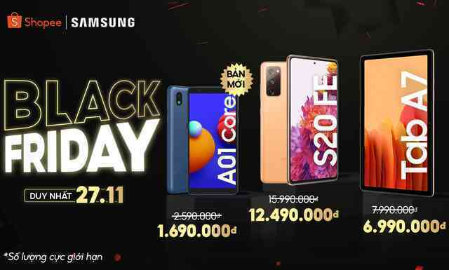 Tray hoi Black Friday 27/11, Galaxy S20 FE chi con 12.490.000 dong - Anh 1.