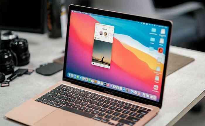 Hướng dẫn cách chạy phần mềm iOS lên trên Mac chip M1