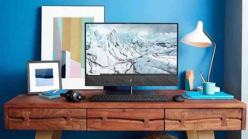 HP ra mắt PC AIO mới trang bị chip Intel thế hệ thứ 10