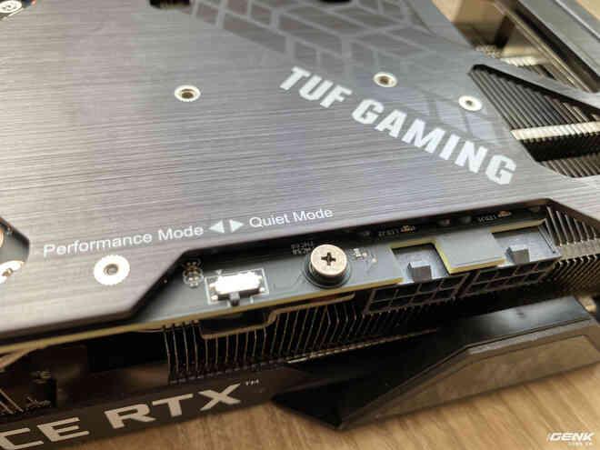 Đánh giá nhanh ASUS TUF Gaming RTX 3080 OC: mạnh, mát, giá hợp lý, hướng tới chơi game 4K - Ảnh 8.