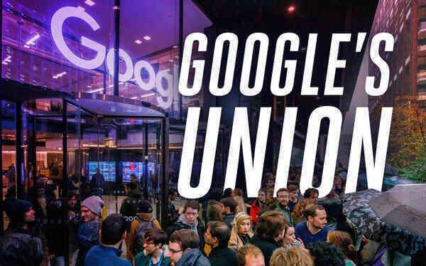 Lần đầu tiên trong lịch sử: Nhân viên Google toàn thế giới thiết lập