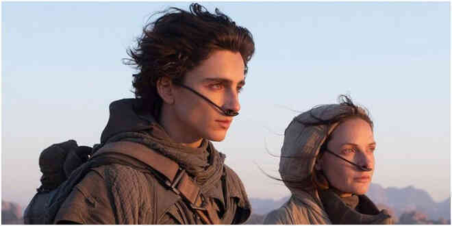 10 bộ phim sci-fi đáng mong chờ nhất năm 2021 theo đánh giá của IMDb - Ảnh 9.