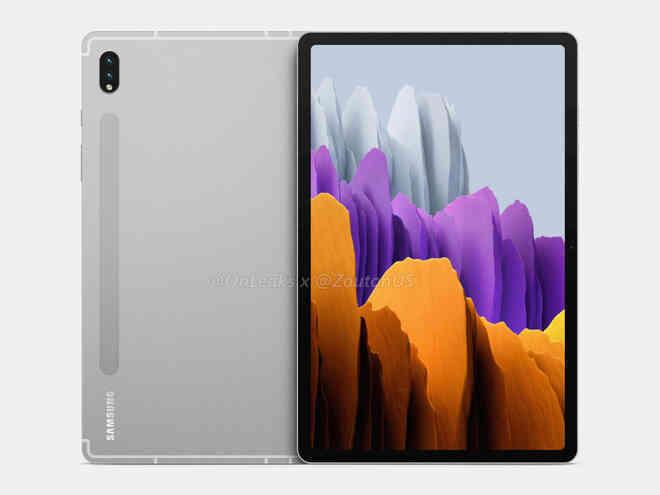 Galaxy Tab S8 lộ diện với thiết kế không đổi, nâng cấp hiệu năng vẫn là chính, ra mắt vào đầu năm sau