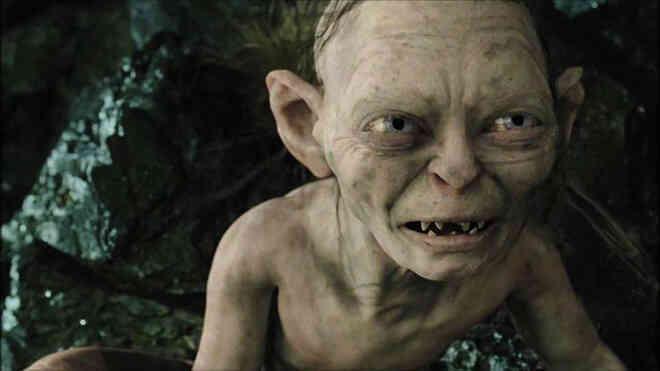 Những sự thật thú vị và cực dị về Gollum, nhân vật độc đáo nhất của Lord of the Rings cũng như nền văn hóa đại chúng thế giới - Ảnh 12.