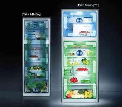 2 dàn lạnh độc lập – Thêm tiêu chí quan trọng khi lựa chọn tủ lạnh cho gia đình