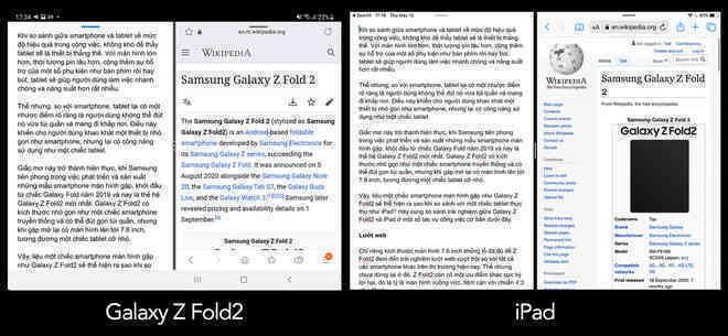 Galaxy Z Fold2 liệu có đủ sức thay thế iPad trong công việc? - Ảnh 9.