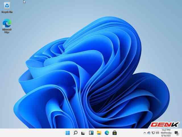 Trải nghiệm nhanh phiên bản Windows 11 Dev Preview vừa bị rò rỉ : là phiên bản hoàn chỉnh của Windows 10X - Ảnh 14.