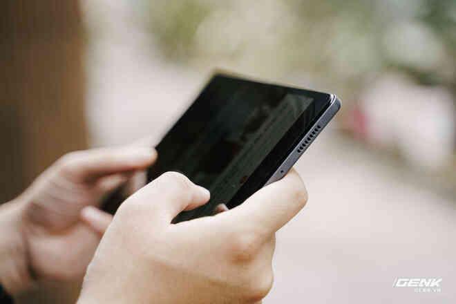 Đánh giá Galaxy Tab A7 Lite: Trở lại với những thứ cơ bản nhất mà vẫn đủ dùng - Ảnh 5.