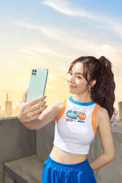 Galaxy A22 ra mắt tại VN: Camera chống rung OIS, màn hình 90Hz, có bản hỗ trợ 5G, giá từ 5.9 triệu đồng