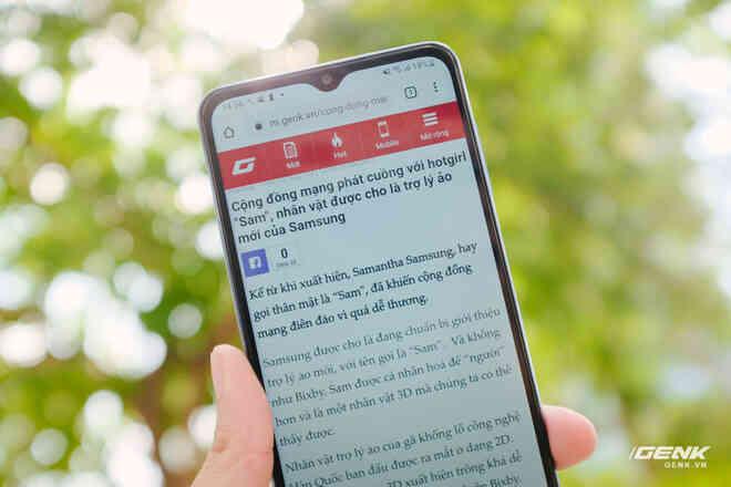 Đánh giá Samsung Galaxy M12: Pin trâu, màn hình 90Hz trong tầm giá rẻ - Ảnh 12.