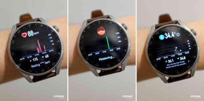 Đánh giá Huawei Watch 3 Pro: Smartwatch dành cho người tay to cả nghĩa đen lẫn nghĩa bóng - Ảnh 23.