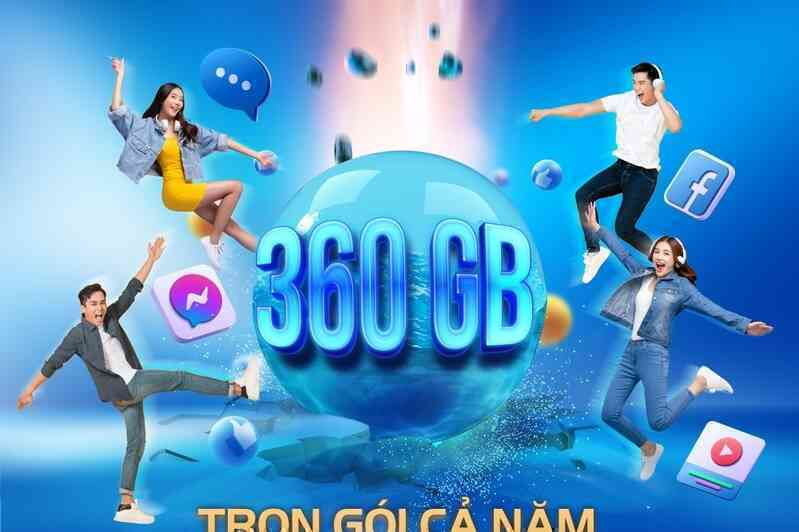 Hướng dẫn đăng ký 4G MobiFone 1 năm 360GB