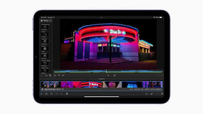iPad mini ra mắt với thiết kế mới: Màn hình 8.3 inch, Touch ID, Apple A15, hỗ trợ Apple Pencil 2, giá từ 499 USD - Ảnh 4.