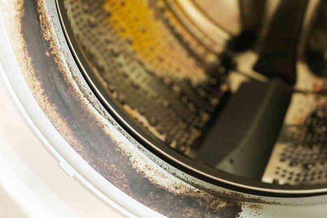 Bí kíp vệ sinh máy giặt sạch tinh như mới bằng 3 phụ gia thực phẩm phổ biến mà nhà nào cũng có