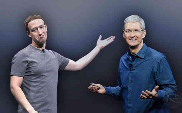 Mối thâm thù bí ẩn giữa Apple và Facebook: Không cạnh tranh trực tiếp nhưng hai CEO ghét nhau thậm tệ, Mark Zuckerberg còn chỉ đạo cấp dưới