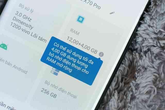 vivo khuấy động thị trường smartphone với flagship X70 Pro - Ảnh 10.