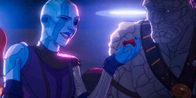 Những chi tiết thú vị trong tập 7 What If...?: Cơ trưởng Thor kéo quân đến Trái Đất để mở tiệc xuyên lục địa, suýt phá hủy cả hành tinh - Ảnh 15.