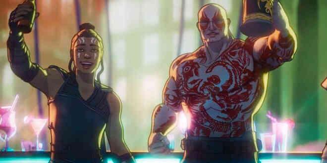 Những chi tiết thú vị trong tập 7 What If...?: Cơ trưởng Thor kéo quân đến Trái Đất để mở tiệc xuyên lục địa, suýt phá hủy cả hành tinh - Ảnh 16.