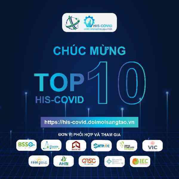 """Top 10 liều """"vaccine công nghệ"""" giúp ngăn chặn Covid-19 tại Việt Nam"""