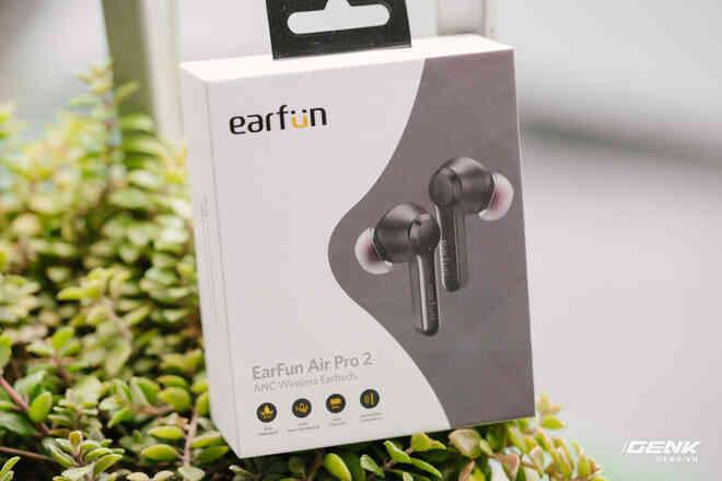 """Đánh giá tai nghe EarFun Air Pro 2: Khi """"Chi-fi"""" thử sức với True Wireless"""