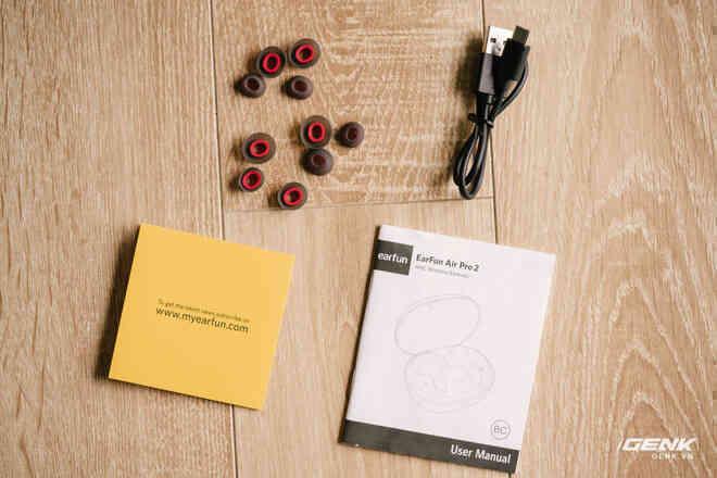 Đánh giá tai nghe EarFun Air Pro 2: Khi Chi-fi thử sức với True Wireless - Ảnh 3.