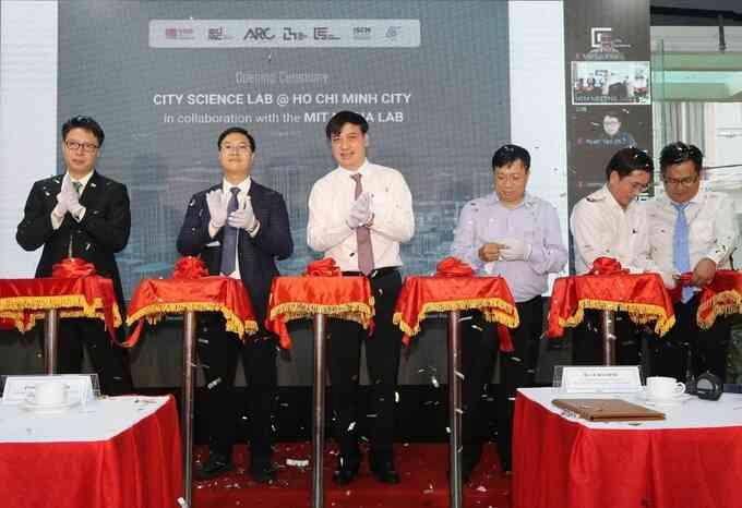 TP HCM thành lập lab nghiên cứu đô thị