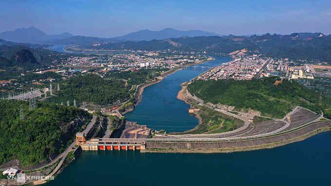 Đánh giá an toàn đập hệ thống thủy điện sông Đà