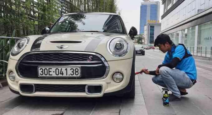 Ứng dụng rửa xe của người Việt vào top 20 cuộc thi Hack4Growth